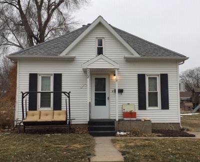 Kearney NE Single Family Home For Sale: $120,000