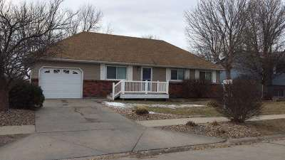 Kearney Single Family Home New Listing: 606 W 9th Street