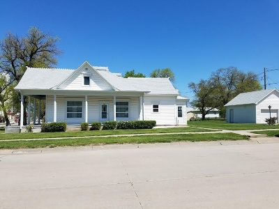 Minden Single Family Home New Listing: 608 N Brown