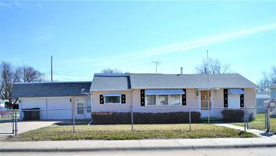 Kearney Single Family Home New Listing: 3617 D Avenue