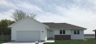 Kearney Single Family Home New Listing: 802 W 10th Street