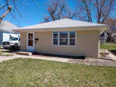 Minden Single Family Home New Listing: 626 N Brown Avenue
