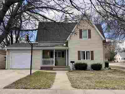 Kearney Single Family Home For Sale: 1924 6th Avenue