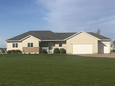 Kearney Single Family Home New Listing: 19445 63rd Road