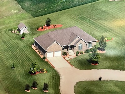 Kearney NE Single Family Home For Sale: $379,900