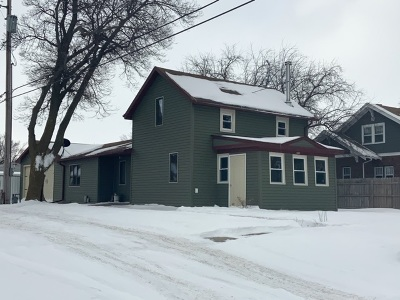 Minden Single Family Home For Sale: 221 E 2nd Street