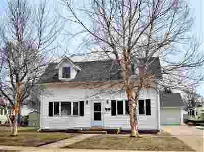 Kearney Single Family Home New Listing: 2835 F Avenue
