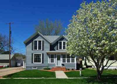 Kearney Single Family Home For Sale: 1103 W 22nd Street