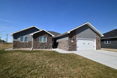 Kearney Single Family Home For Sale: 4606 16th Avenue Place