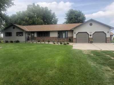 Kearney Single Family Home For Sale: 5465 W 100th Street