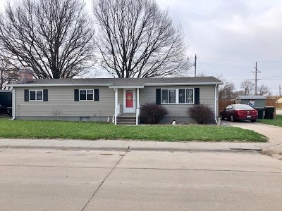 Kearney Single Family Home New Listing: 1303 E 33rd Street
