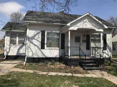 Minden NE Single Family Home For Sale: $75,000