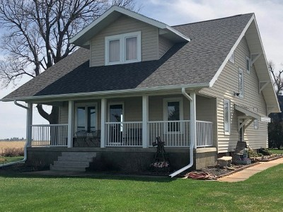 Minden Single Family Home New Listing: 841 K Road