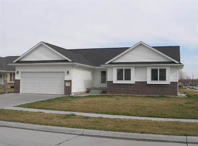 Kearney Single Family Home New Listing: 1703 W 13th Street Place