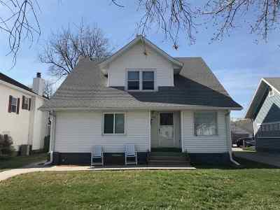 Kearney Multi Family Home New Listing: 706 W 25th Street