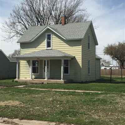 Kearney Single Family Home New Listing: 1506 C Avenue