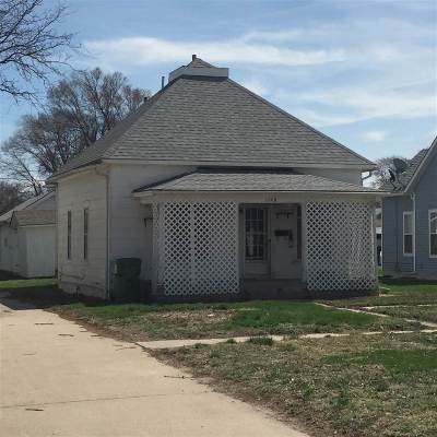 Kearney Single Family Home New Listing: 1709 D Avenue