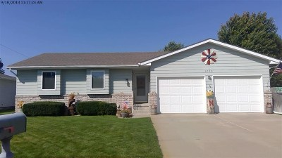 Kearney Single Family Home New Listing: 1012 11th Avenue