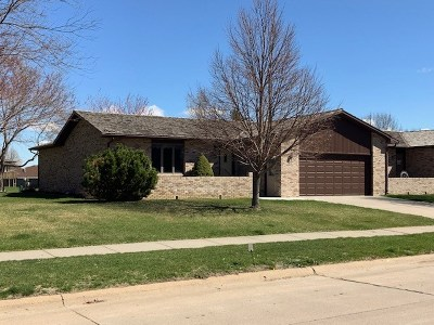 Kearney Single Family Home New Listing: 206 E 46th Street