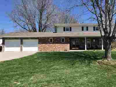 Kearney Single Family Home For Sale: 2415 65th Avenue Place #1733 Est
