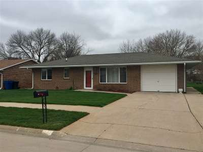 Kearney Single Family Home New Listing: 4004 H Avenue
