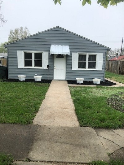 Kearney NE Single Family Home New Listing: $99,900