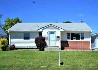 Kearney NE Single Family Home New Listing: $152,900