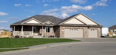 Kearney NE Single Family Home New Listing: $349,900