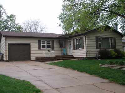 Kearney NE Single Family Home New Listing: $177,900