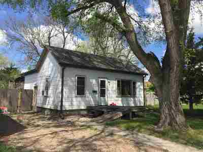 Kearney NE Single Family Home New Listing: $109,900