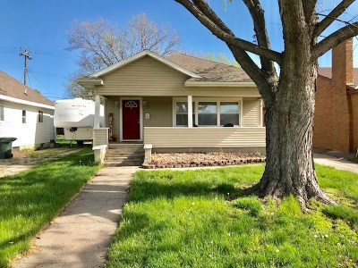 Kearney NE Single Family Home New Listing: $164,900