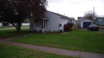 Kearney NE Single Family Home New Listing: $122,900