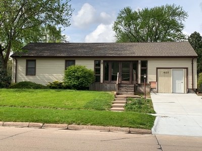 Kearney NE Single Family Home New Listing: $179,900