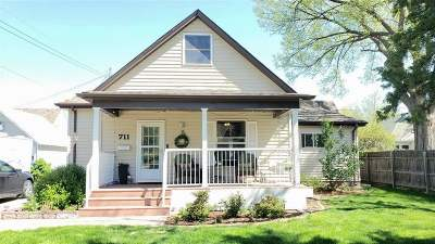 Kearney NE Single Family Home New Listing: $209,999