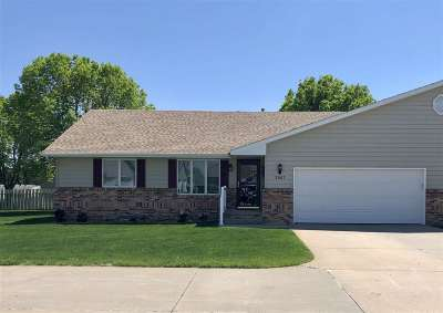 Kearney NE Single Family Home New Listing: $219,000