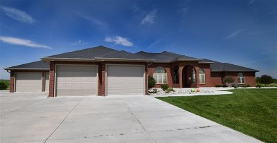 Kearney NE Single Family Home New Listing: $899,900