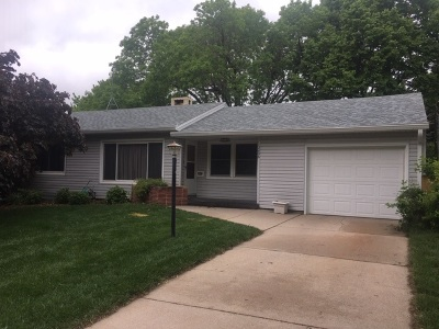 Kearney NE Single Family Home New Listing: $156,900