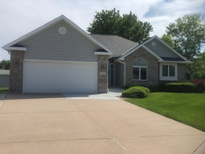 Kearney NE Single Family Home New Listing: $299,900