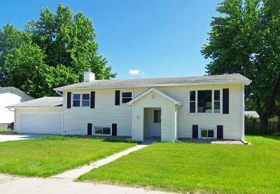Kearney NE Single Family Home For Sale: $217,500