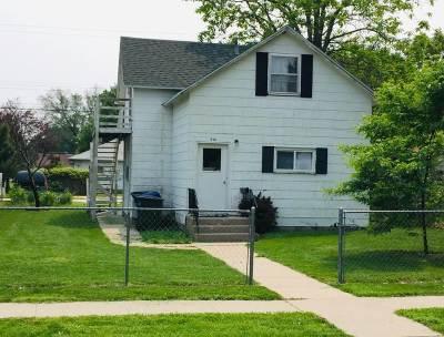Kearney NE Multi Family Home For Sale: $139,900