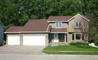 Kearney NE Single Family Home Right Of First Refusal: $288,900