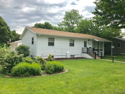 Kearney Single Family Home New Listing: 1521 9th Avenue