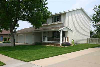Kearney NE Single Family Home New Listing: $254,900