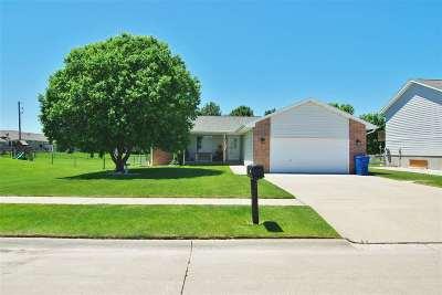 Kearney NE Single Family Home Right Of First Refusal: $254,900