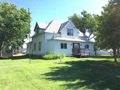 Kearney NE Single Family Home New Listing: $125,000