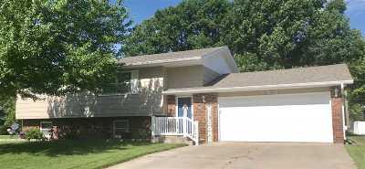 Minden NE Single Family Home For Sale: $189,900