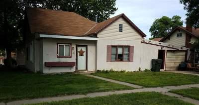 Minden NE Single Family Home New Listing: $65,000
