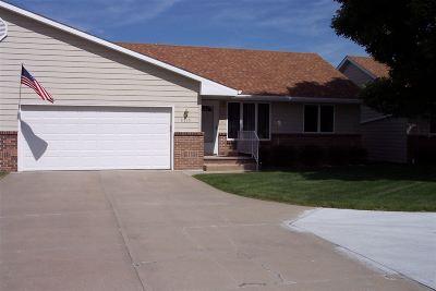 Kearney NE Single Family Home New Listing: $217,000