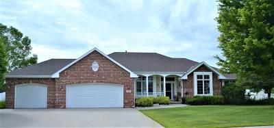 Kearney NE Single Family Home New Listing: $429,900