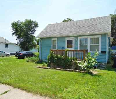Kearney Single Family Home For Sale: 609 E 27th Street